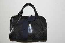 Tommy Hilfiger Cosmetic Bag/Make up Case 2 pc set -NWT