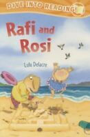 Rafi and Rosi by Lulu Delacre (English) Paperback Book Free Shipping!