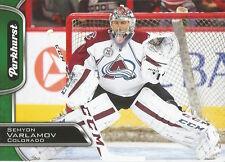 Semyon Varlamov #86 - 2016-17 Parkhurst - Base