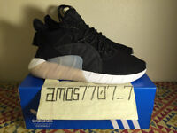 Adidas Originals Tubular Rise Black White BY3554 Deadstock DS Men Size 10 11