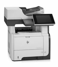 HP LaserJet Ent 500 MFP M525f A4 Printer, Very Low Count Under 45k, WARRANTY!