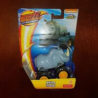 Blaze and the Monster Machines Rhino Truck Die-Cast Vehicle New