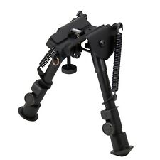 "Ccop Usa 6"" to 9"" Harris Style Folding Tactical Bipod Swivel Stud Mount Bp-19S"