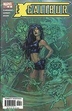 Excalibur Comic Issue 6 Marvel Modern Age First Print Claremont Lopresti Adams