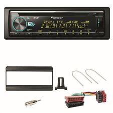Pioneer DEH-X7800DAB CD MP3 Einbauset für Ford Focus Fiesta Puma Mondeo Cougar