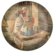 Wedgwood Wind in the Willows Escape from Jail Eric Kincaid Plate CP749