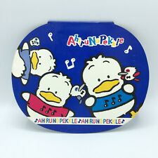Vintage 1993 Sanrio Ahiru No Pekkle Duck Large Notepad Blue & Yellow CUTE