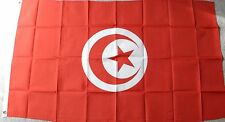 TUNISIA INTERNATIONAL COUNTRY POLYESTER FLAG 3 X 5 FEET