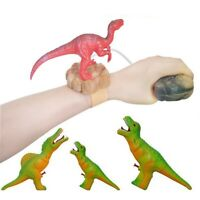 KQ_ Dinosaur Outdoor Wrist Water Pistol Kids Summer Beach Fight Game Toy Eager