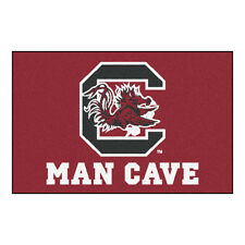 Fan Mats South Carolina Gamecocks NCAA Man Cave Starter Floor Mat 20in X 30in