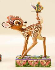 DISNEY TRADITIONS BAMBI OFFICIAL NEW GIFT BOXED FIGURINE FIGURE HIGH STREET SHOP