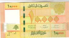 LEBANON 10000 LIVRES 2014 P-92b UNC */*