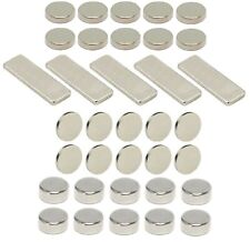 NEW Scalextric Magnatraction Neodymium Performance Magnets Disc & Rectangular