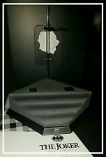 1/6 Hot Toys Joker Mime Version DX14 Base , Stand And Body Holder *US Seller*