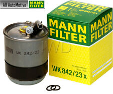 Fuel Filter (Diesel) fits Mercedes GL320 ML320 R320 Sprinter E320 MANN WK842/23X