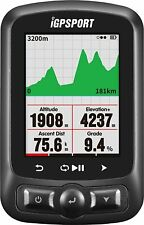 IGPSPORT Igs618 Cycling Bicycle Computer GPS Wireless IPX7 Waterproof Backlight