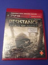 Resistance Fall of Man (PS3) NEW