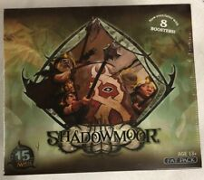 Magic The Gathering Shadowmoor Fat Bundle Pack For Card Game CCG MTG