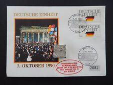BERLINER MAUER BERLIN WALL BRIEF ORIGINAL BRUCHSTÜCK!! 9216