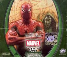VS SYSTEM CCG : VS System Web Of Spiderman 1st Edition Booster Box