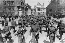 "Soviet Russian Army 62nd Stalingrad Odessa Ukraine 1944 World War 2 6x4"" Reprint"