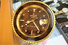 Rolex Clock Time to the Second 455   Rare   Mint