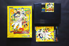 BASEBALL STARS 2 SNK Neo Geo AES Very.Good.Condition JAPAN