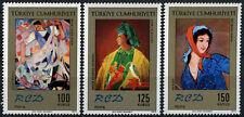 Turkey 1972 SG#2419-2421 Regional Co-Op For Development MNH Set #C155