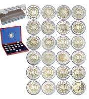 23 x 2 Euro 2015 Europaflagge Komplettset mit Kassette 347759 und 50 Kapseln