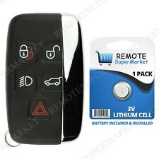 Replacement for Land Rover 2012-2017 Range Rover Evoque Sport Remote Car Key Fob