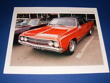 ★★1964 OLDSMOBILE CUTLASS F-85 CONVERTIBLE PHOTO/POSTER OLDS 64 F85★★