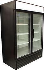 Beverage Air MT-49 Merchandiser 2 Door Swing Business Refrigerator FREE SHIPPING
