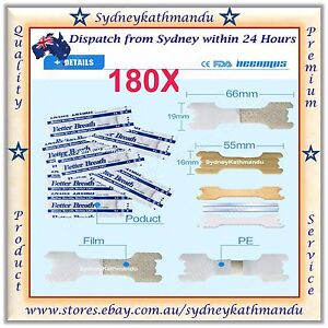 180 Nasal Strips Stop Snoring Help Breathe Right Better Anti Snore Strip A Large