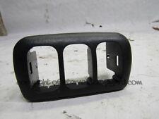 Honda Prelude dashboard fog light switch surround Gen4 MK4 91-96 2.0