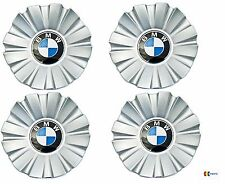 NEW GENUINE BMW F07 F01 F04 ALLOY WHEEL HUB CENTER CAPS SET OF FOUR STYLE 253