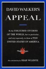 David Walker's Appeal by David Walker (1995, Paperback, Revised)