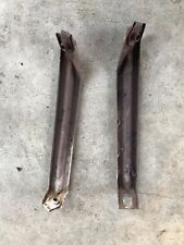 1966 1967 Ford  Fairlane 500 Ranchero Front fender To Radiator Support brackets