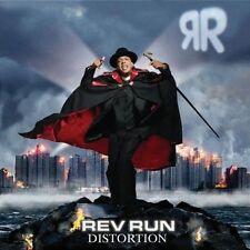 REV RUN (DISTORTION CD - SEALED + FREE POST)