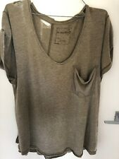 We The Free People T-Shirt Size L Much Larger