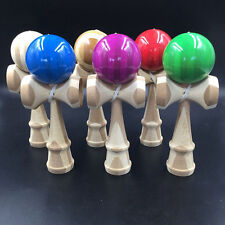 1 Pcs Jumbo Kendama Japanese Traditional Game Educational Skillful Wooden Toy LW