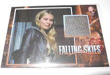 Falling Skies Season 2 Premium Sarah Carter Costume Trading Card xxx/375 CC26