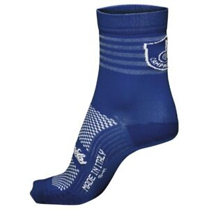 New Campagnolo Litech Cycling Socks, Dark Blue - Various Sizes