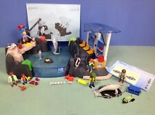 (O4468.3) playmobil Bassin des dauphins ref 4468 + 4466 soigneurs zoo 3240 4462