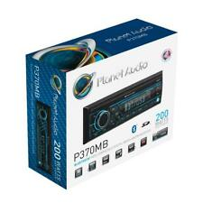 Planet Audio P370MB 1-DIN Car Stereo In Dash Bluetooth Digital Media Receiver