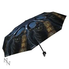 NEW Cat Design Umbrella from LISA PARKER  A BRUSH WITH MAGIC
