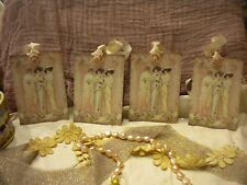 Gift Tags Shabby Chic Victorian Ladies ( 4 )