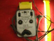 Sencore Handyman Model Hm 119 Vacuum Tube Filament Checker Vintage