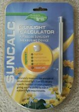 Luster Leaf 1875 Rapitest Garden Plant Flower Suncalc Sunlight Sun Calculator