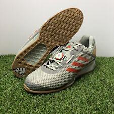 Adidas Leistung 16 II BOA Weightlifting Shoes Cloud White AC6978 Men's Size 7