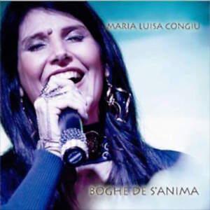 Maria Luisa Congiu - Boghe De S'Anima (CD, Album)